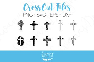 Ornate Cross Cut Files