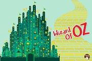 Digital Clipart Wizard Of Oz
