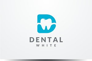 Dental - Letter D Logo