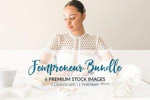 Fempreneur Bundle - Premium Stock