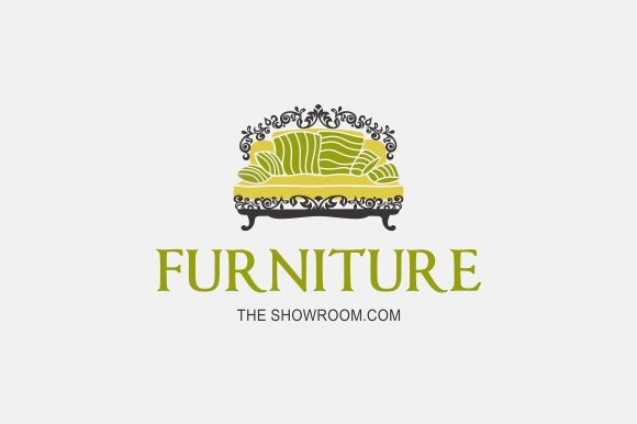Furniture Logo Templates ~ Logo Templates ~ Creative Market