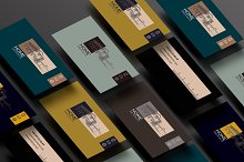 7 Architect's Business Cards