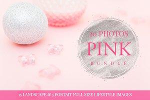 Pink BUNDLE TeploStockPhoto #1