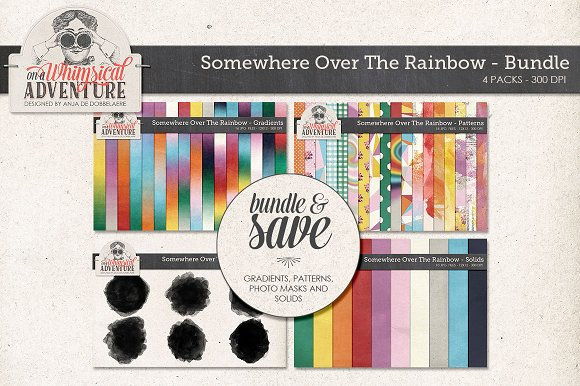 Somewhere O T Rainbow Bundle