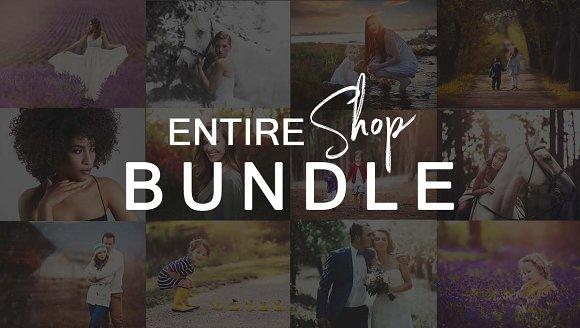 2017 Entire Shop Bundle