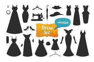 Dress collection + bonus