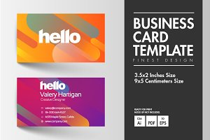 Business Card - Finest Design