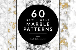 60 Marble Patterns