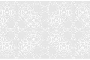 Grey and white pattern