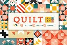 QUILT Geometric Patterns