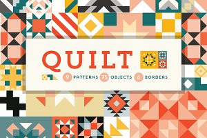 QUILT Geometric Patterns