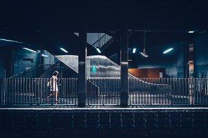 Paris underground IV