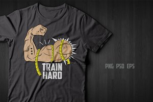 Train Hard