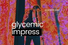 Glycemic Social Media Kit