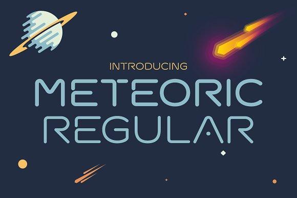 Meteoric Regular
