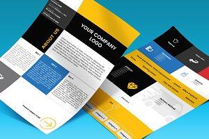 Company Profile A4 - Plu (AI File)