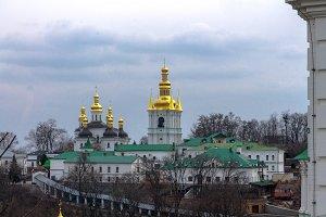 Kiev-Pechersk Lavra. Monastery. Kiev. Ukraine.