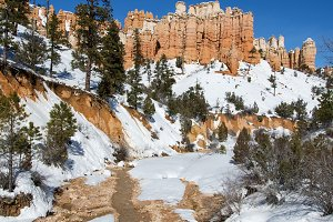 Bryce Canyon River