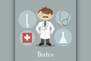 The doctor character
