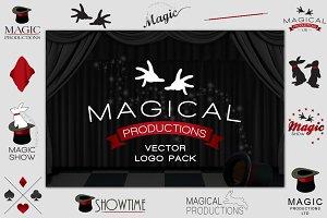 Magical Productions, Magic Logo Pack
