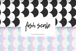 Fish Scale Patterns