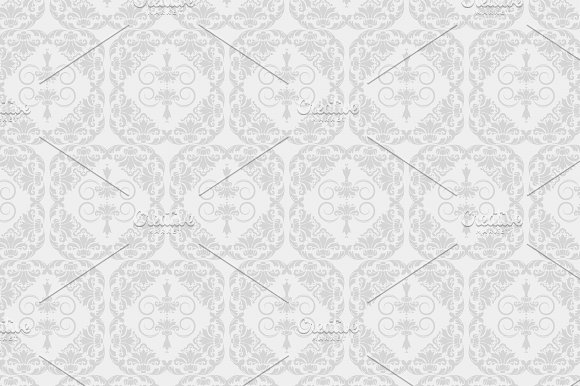 Design Pattern Grey And White