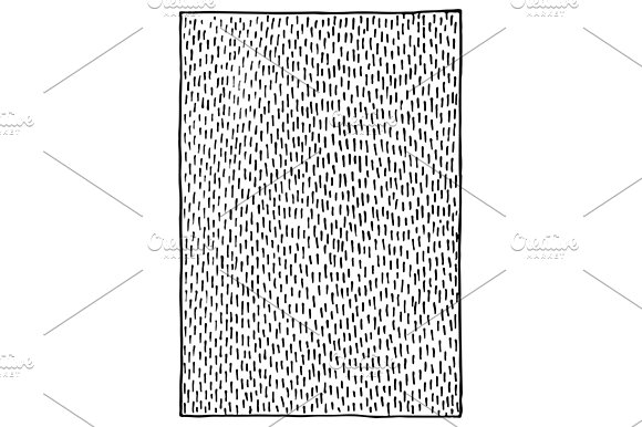 Monochrome Abstract Texture Vector