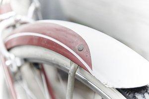 Vintage Schwinn Bike fender!