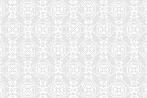 Wallpaper design pattern, vector