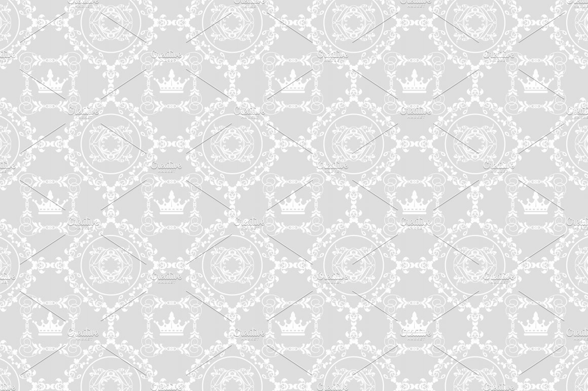 Royal Wallpaper Pattern Patterns Creative Market