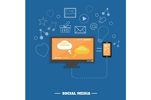 Business software and social media n