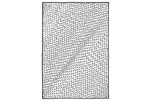 Monochrome abstract texture vector