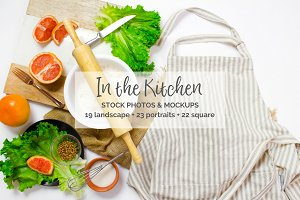 In The Kitchen (19+ Images)