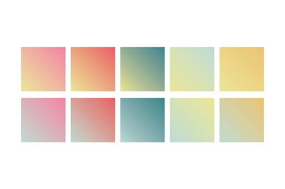 Gradients Set 2
