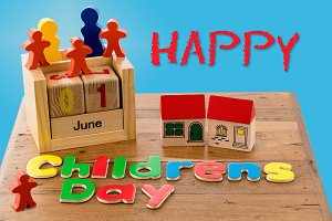 International Childrens Day on June 1st
