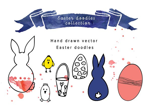 Easter Doodles