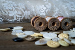 Spools and Buttons