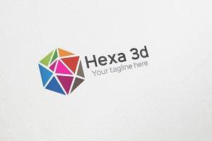 Hexa 3d Logo