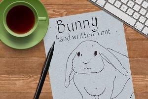 Bunny - Font No.7