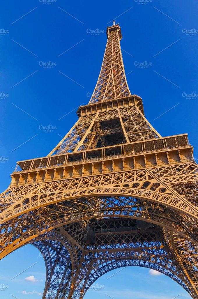 Eiffel tower architecture photos on creative market for Eiffel architect