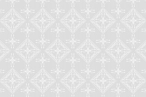 Grey and white pattern, vector