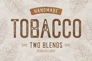 Tobacco Typeface