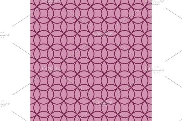 Bright lilac linear pattern