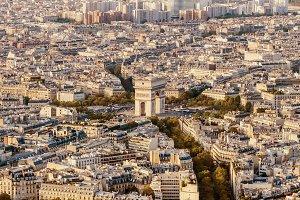 Etoile Square, Paris