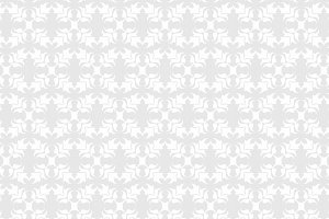 Wallpaper pattern, grey and white