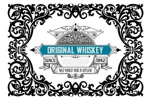 Old Whiskey card