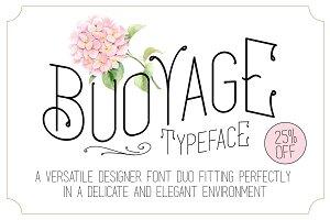 Buoyage Typeface + Extras