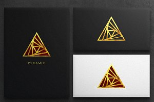 Luxury Triangle Logo