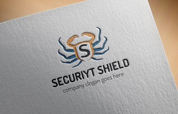 Special Security Logo Template