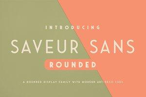 Saveur Sans Round